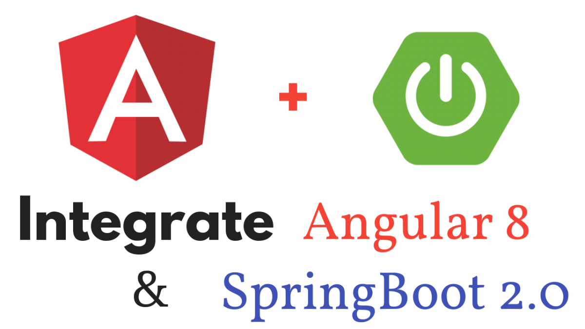 How to Integrate Angular 8 and SpringBoot RestAPIs Example