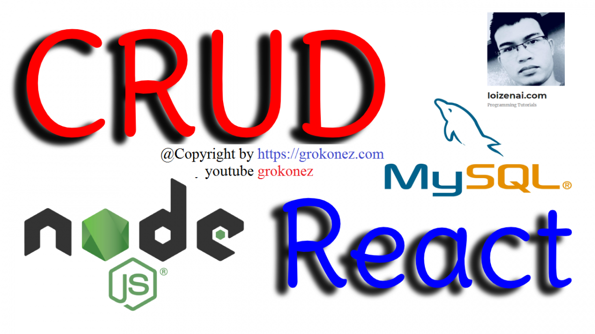 Crud Operation in React.js and MySQL