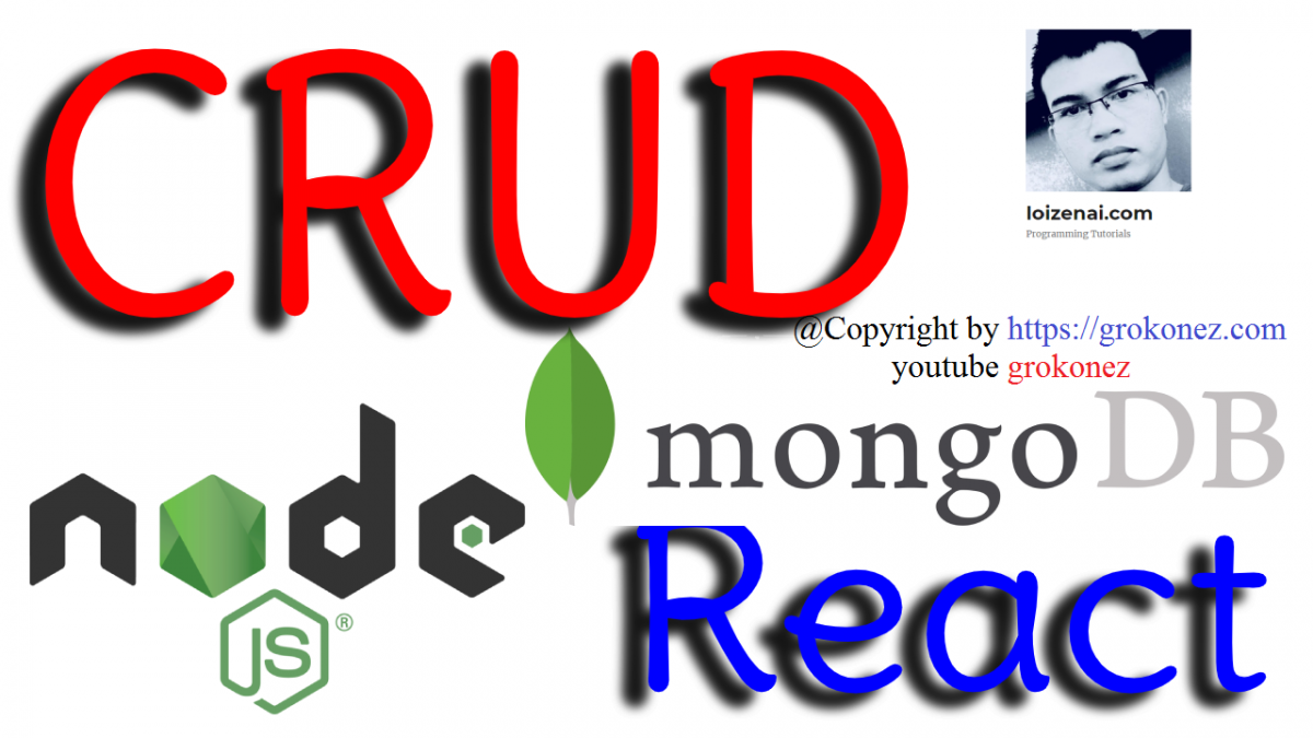React Node.js MongoDB CRUD Example – MERN Stack