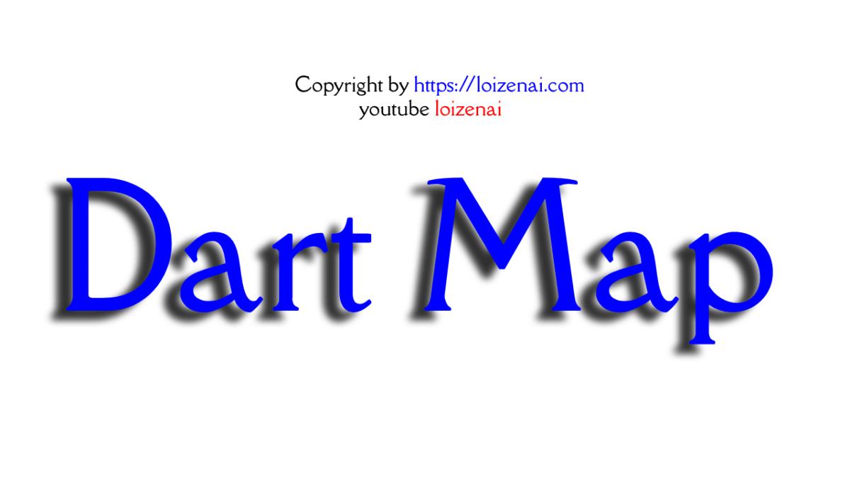 Dart Map Tutorial – Create/Add/Delete/Iterate/Sorting